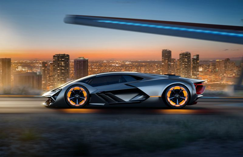 Lamborghini Terzo Millenio