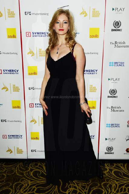at The Golden Unicorn Awards Russian Film Week © Joe Alvarez