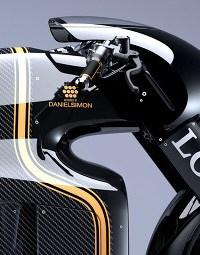 Lotus C-01 Motorbike Lotus 1200 V Twin 'Hyperbike'