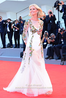 Eva Herzigova at the Venice Film Festival © Joe Alvarez