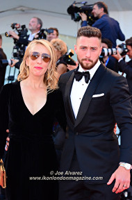 Sam Taylor-Johnson, Aaron Taylor-Johnson Venice Film Festival © Joe Alvarez