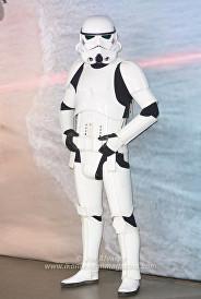 Storm Trooper Star Wars Rogue One London Premiere © Joe Alvarez