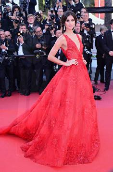 Sara Sampaio Cannes Film festival 2017 Opening night © Joe Alvarez