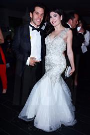 Celeste Thorton Snowbound Film Party in Cannes © Joe Alvarez