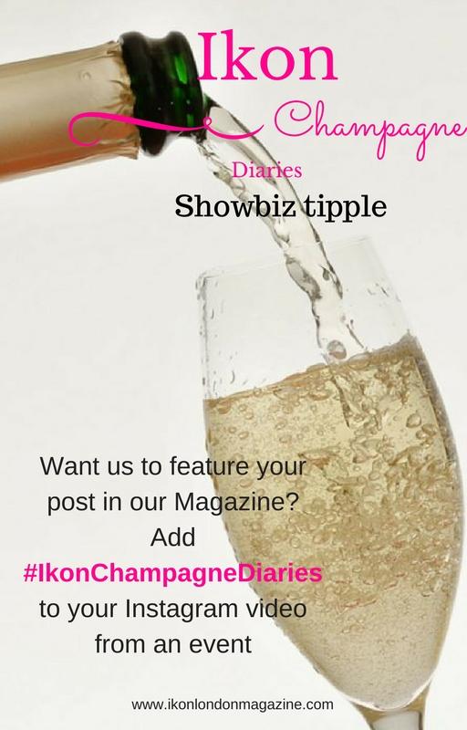 Ikon Champagne Diaries © Ikon London Magazine