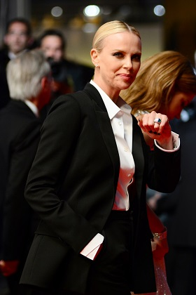 Charlize Theron The Last Face Premiere © Joe Alvarez