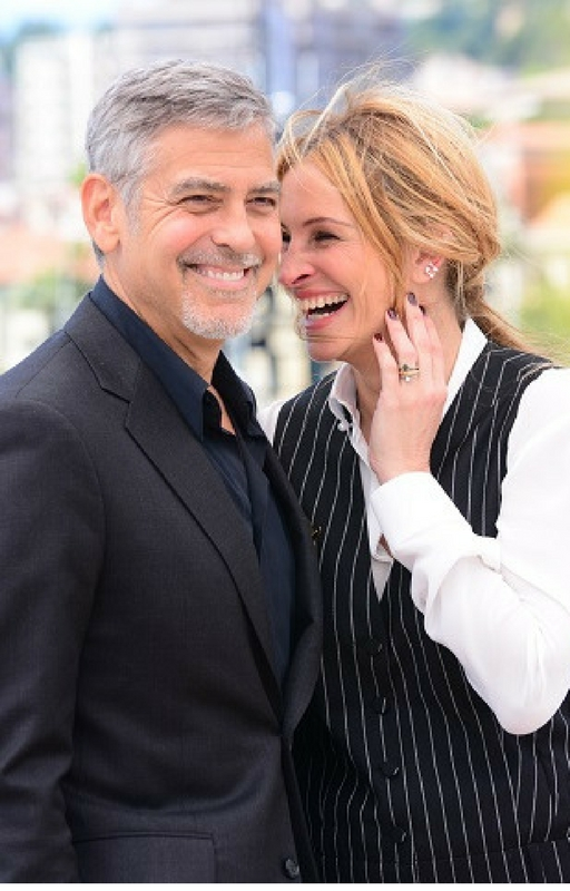 George Clooney and Julia Roberts Photo Credit: Joe Alvarez