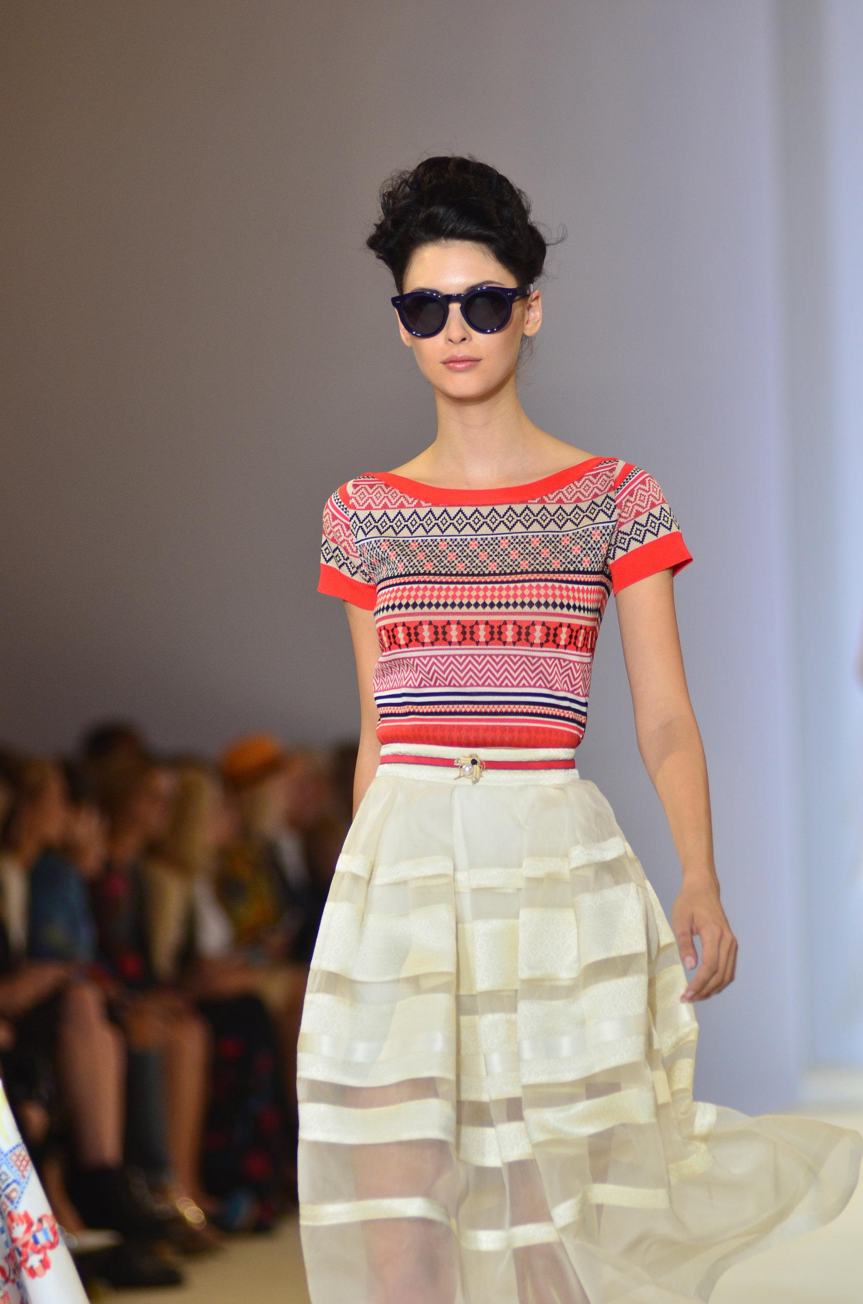 Fashion Show London Fashion Week