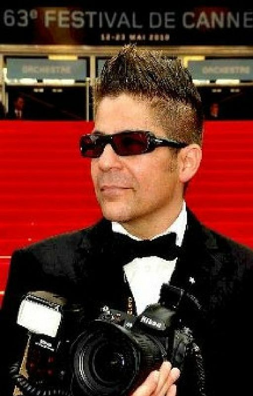 Joe Alvarez at the Cannes Film Festival