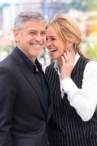 Julia Roberts George Clooney Money Monster film Cannes Film Festival Joe Alvarez