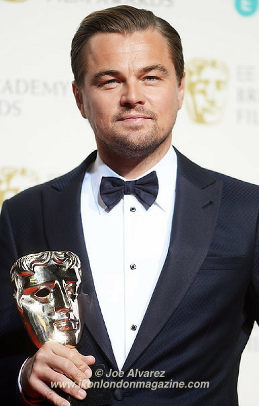 Leonardo Di Caprio Photo Credit: Joe Alvarez