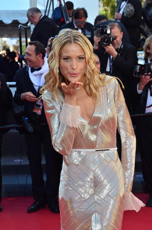 Petra Nemcova Cannes Film Festival © Joe Alvarez