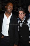 Samuel L Jackson and Joe Alvarez GQ Lunch