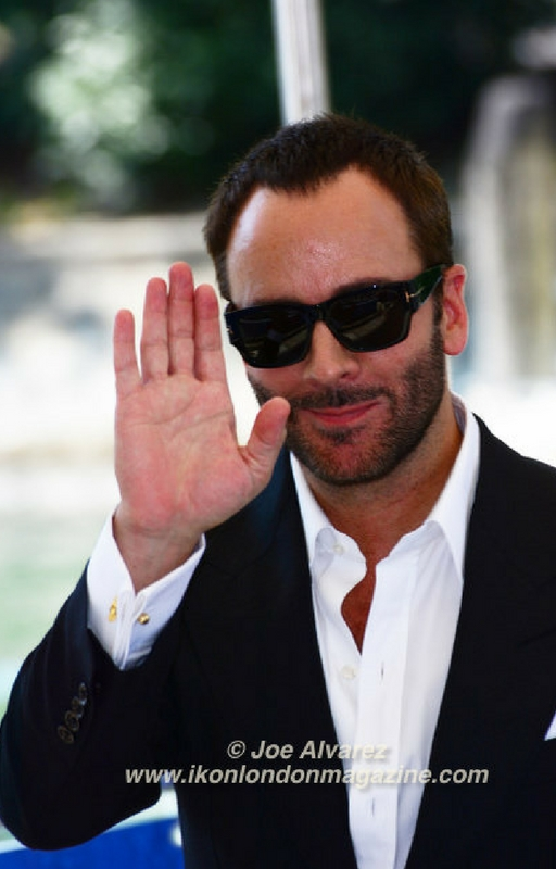 Tom Ford Photo Credit: Joe Alvarez