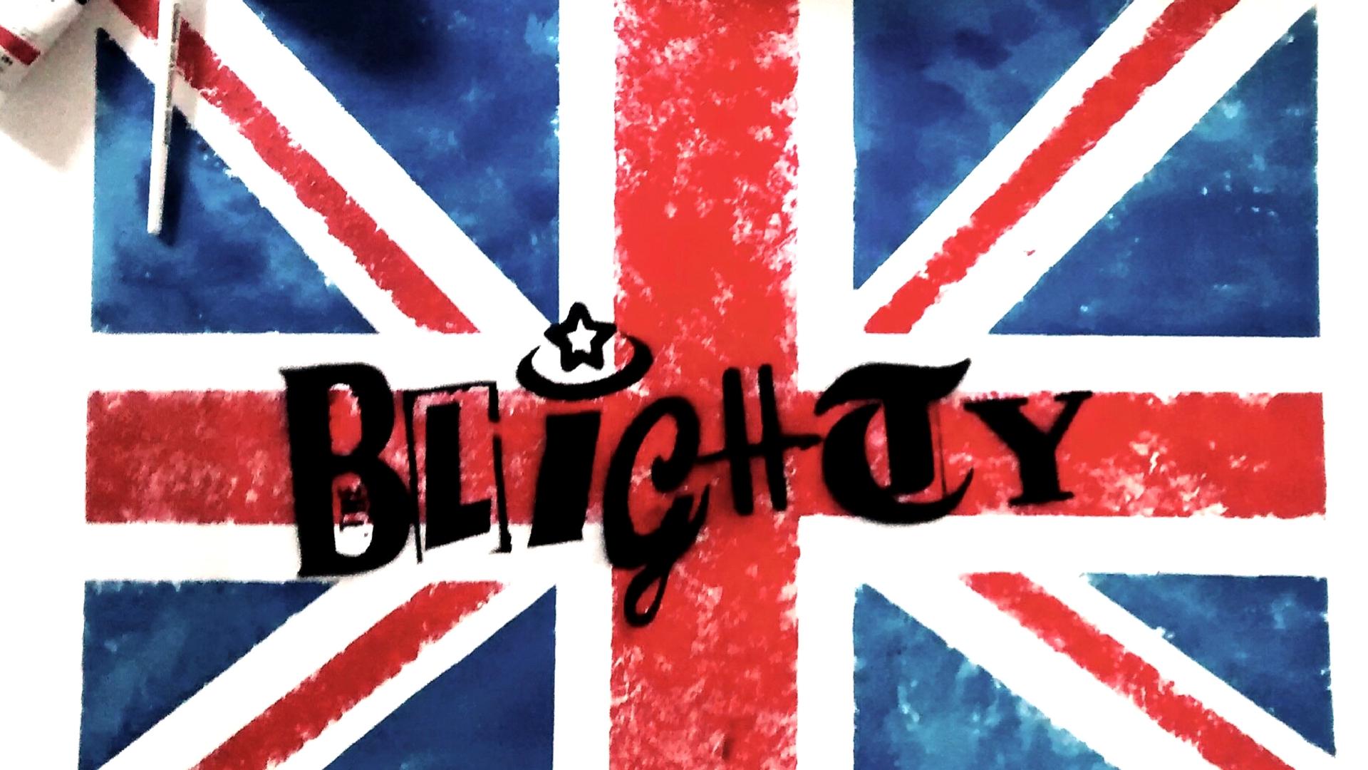 Blighty Union Jack Made in Britain © Joe Alvarez