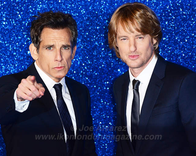 ben stiller and owen Wilson © Joe Alvarez