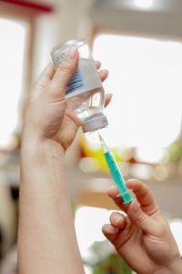 vaccination-IV vitamin drip