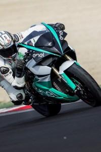 2019 MotoE Energica Ego racing bike