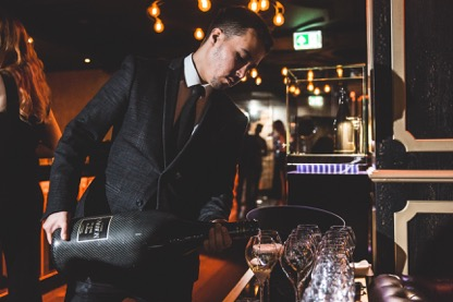 Chardonnay, Pinot Noir, Pinot Meunier Vintage Brut Carbon Champagne Carbon Champagne Launch UK 2