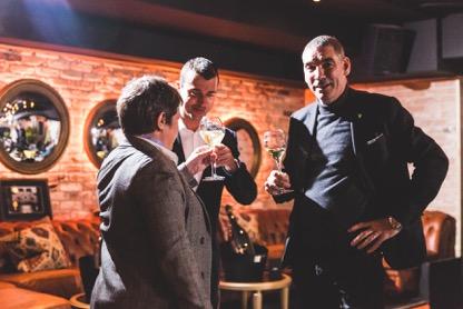 Carbon Champagne Launch UK 2