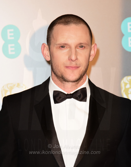 Jamie Bell The BAFTAS arrivals 14136 copy