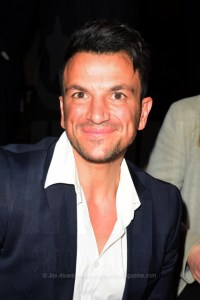 Peter Andre World Cancer Day Gala © Joe Alvarez