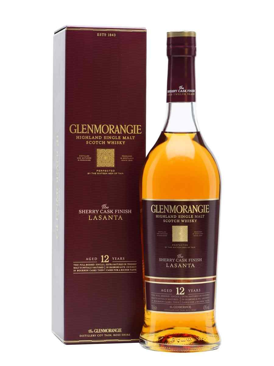 Glenmorangie Lasanta 12 years Review