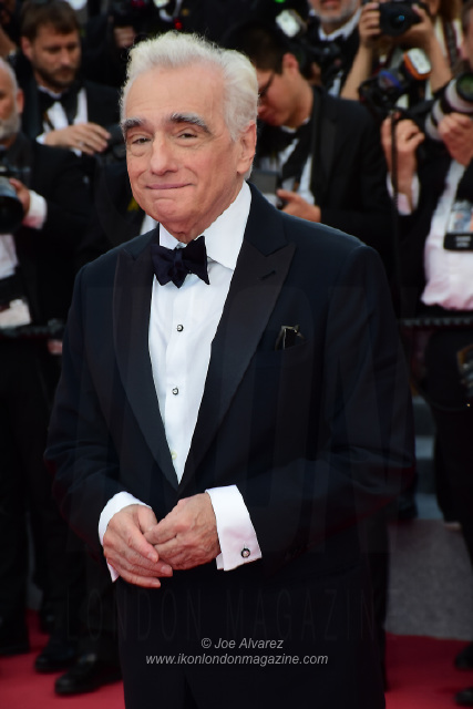 Martin Scorsese Cannes Film Festival Everybody Knows Todos Lo Saben © Joe Alvarez