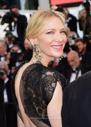 Cate Blanchett Cannes Film Festival Everybody Knows Todos Lo Saben © Joe Alvarez