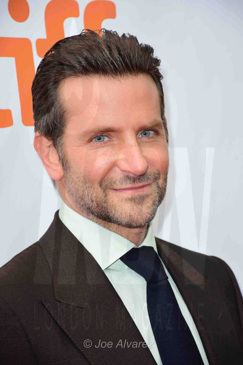 Bradley Cooper at the premiere of A Star is Born Toronto Film Festival © Joe Alvarez