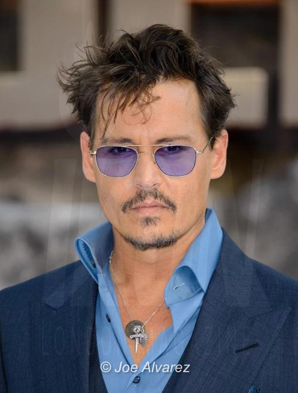 Johnny Depp © Joe Alvarez 21440