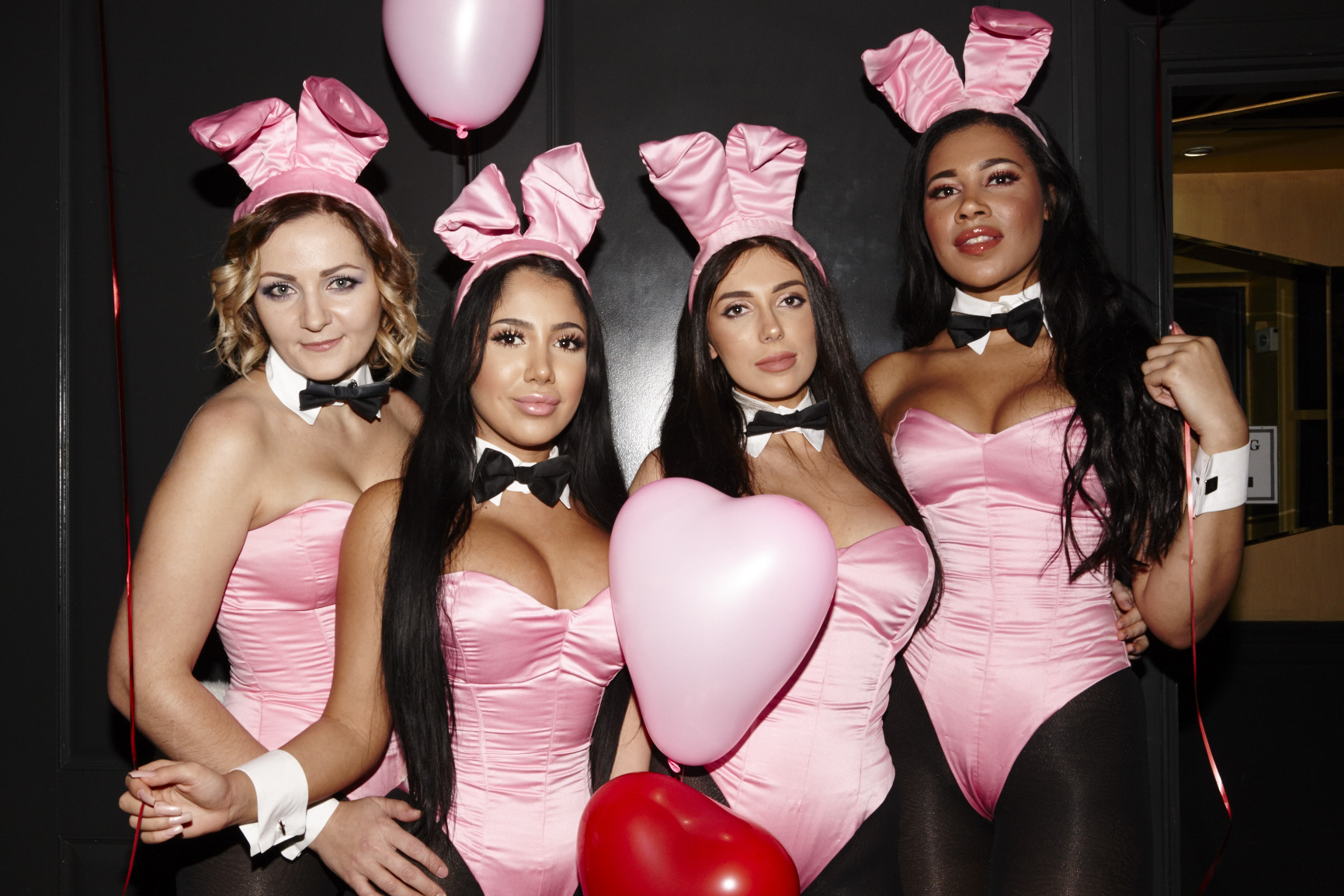 Models Coco De Mer SS19 Playboy Party