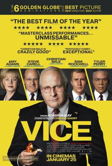 Vice Film Review | Ikon London Magazine