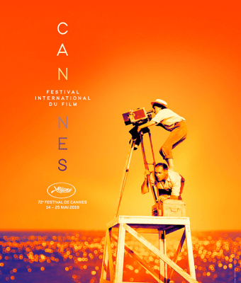 72 Cannes Film Festival Official Banner 2019