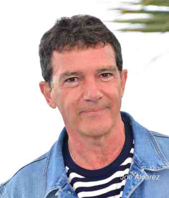 Antonio Banderas Dolor Y Gloria Pain and Gloria Photo call Cannes Film Festival © Joe Alvarez