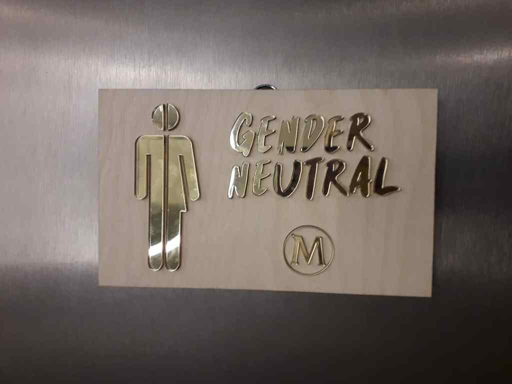 Magnum Party gender neutral toilets 72 Cannes Film Festival