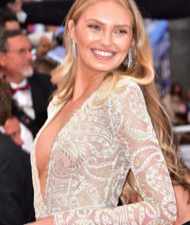Romee Strijd 72 Cannes Film Festival attending the opening night premiere The Dead Don't Die © Joe Alvarez