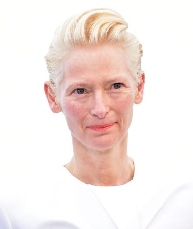 Tilda Swinton The Dead Don't Die - Cannes © Joe Alvarez