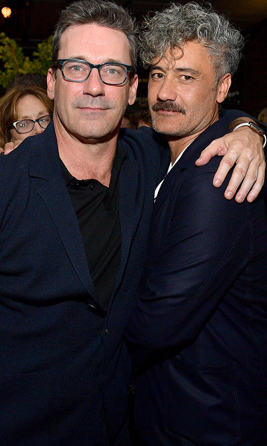 John Hamm The Hollywood Reporter party. Photo: Getty for The Hollywood Reporter