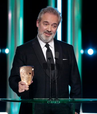 Sam Mendes – Director - 1917 BAFTA73rd British Academy Film Awards, Ceremony, Royal Albert Hall, London, UK - 02 Feb 2020