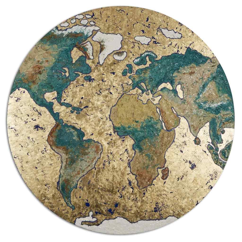 The Planet Made of Gold by Natalia Kapchuk