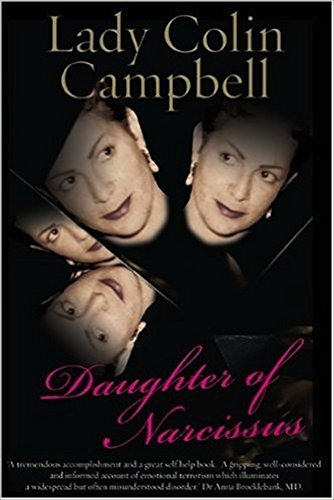 Daughter of Narcissus by Lady Colin Campbell