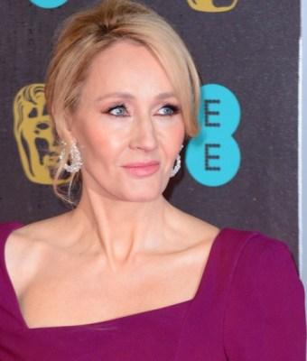 JK Rowling at BAFTA © Joe Alvarez