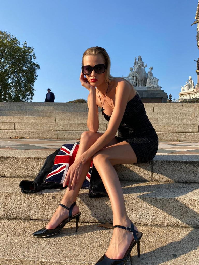 Ksenia Islamova for Ikon Apparel © Tamara Orlova-Alvarez