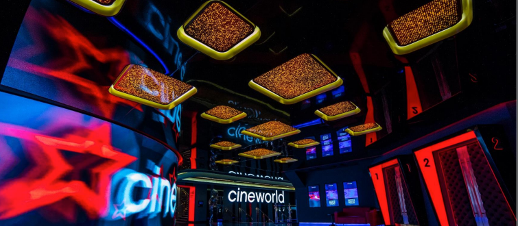 Cineworld Interim figures
