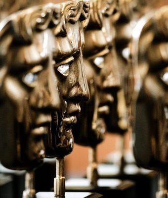 BAFTA Mask Photo credit: BAFTA/Marc Hoberman