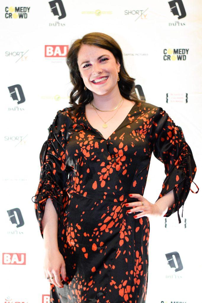Emma Riches representing NoGoLand © Kimberley SE