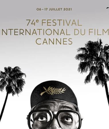 Cannes Film Festival 74 poster