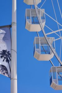 Spike Lee banners at 74 Cannes Film Festival