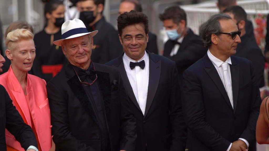 Bill Murray, Benicio Del Toro © DayNight.TV